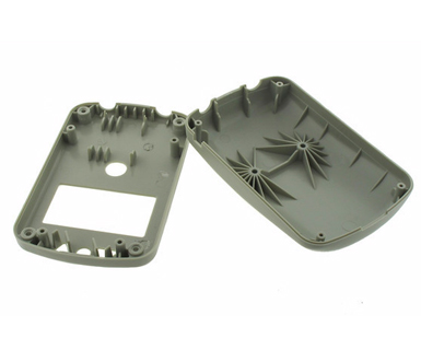 Plastic Injection Moulded Electronic Housing